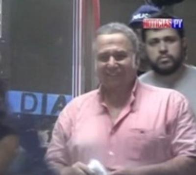 González Daher no pudo justificar G. 103.000 millones