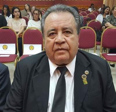 Lo confirman como Juez Penal Itinerante de Caaguazú – Prensa 5