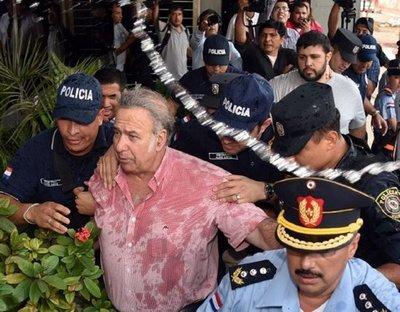 Decretan prisión de Gonzalez Daher