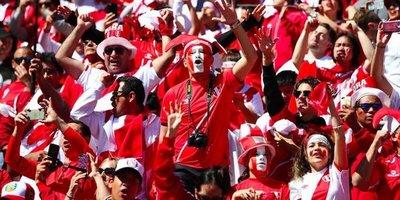 Afición peruana también gana el The Best