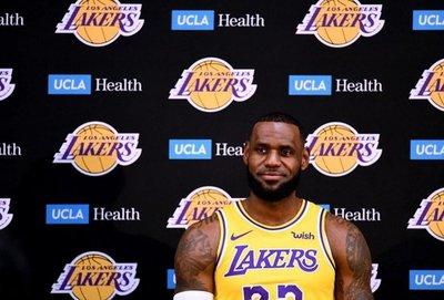 El Ángel de los Lakers
