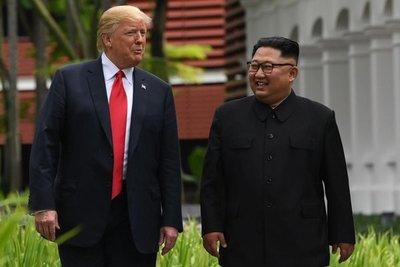 Trump elogia a dictador Kim Jong-un
