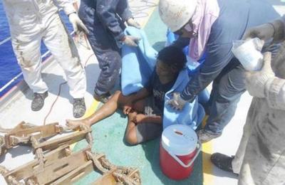 Adolescente indonesio logró sobrevivir 49 días de naufragio