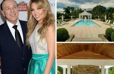 Thalía pone a la venta su espectacular mansión