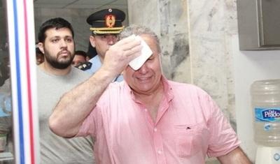 Histórico: González Daher ya está preso