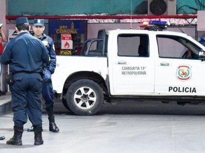 Las patrulleras tienen apenas G. 50.000 para combustibles