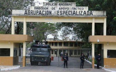 González Daher ya está recluido en la Agrupación Especializada