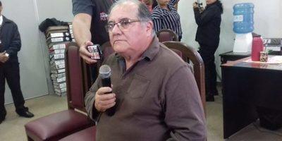 El concejal Rubén Martínez dió su versión de como el terreno para la terminal pasó a su propiedad