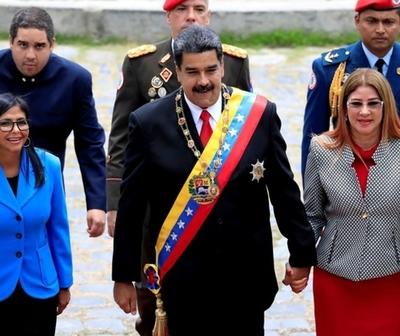 Maduro reacciona furioso a sanciones de EE.UU. contra su esposa