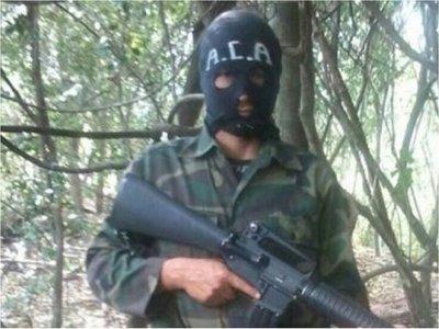 Miembros de la extinta Agrupación Campesina Armada irán a juicio oral