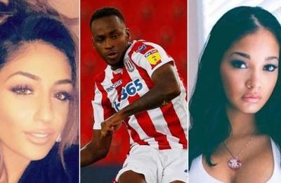 Escándalo en la Premier League por el futbolista que fue padre con tres mujeres distintas en apenas seis semanas