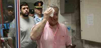 Apelan prisión de Óscar González Daher y su hijo