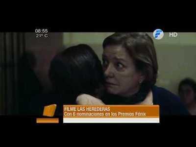"""""""Las Herederas"""" con 6 nominaciones para los Premios Fénix"""