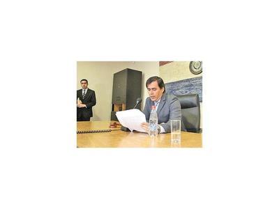 Citan al fiscal Yegros y a la asistente por el Operativo Berilo