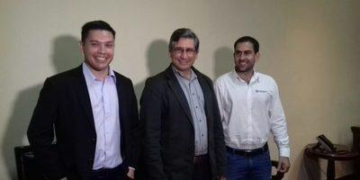 Ministro de Juventud visitó el Guairá