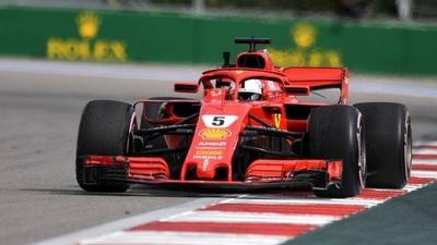 HOY / F1: Vettel domina los primeros libres en Rusia