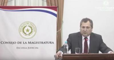 Denuncian a candidato para ministro de la Corte