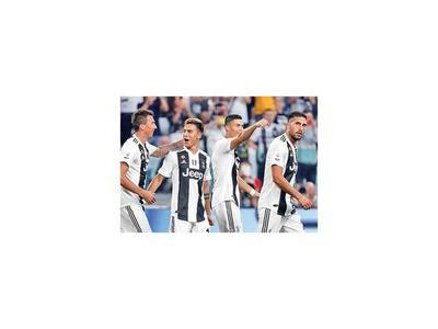 Juventus sigue con su dominio en Italia
