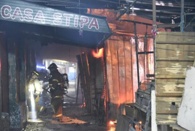 Incendio en el Mercado 4 – Prensa 5