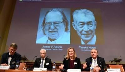 Estadounidense y japonés comparten Nobel de Medicina