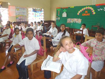 Tres escuelas de Pdte. Franco dependen ahora de Los Cedrales
