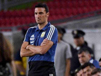 Argentina, con novatos para enfrentar a Brasil