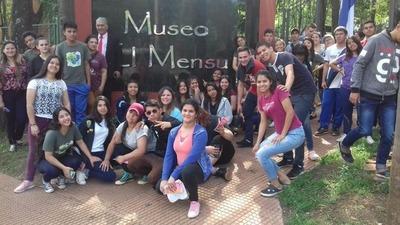 """Anuncian que el Museo """"El Mensú"""" tendrá nuevo mural"""
