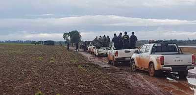 Colonos cansados de atropellos realizarán desalojo en Pindoí – Prensa 5