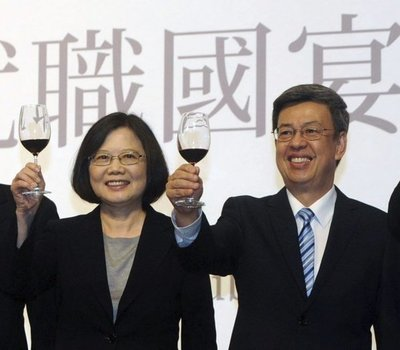 Vicepresidente taiwanés coincidirá con obispos chinos