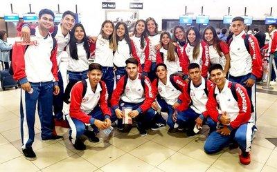Atletas, rumbo a Buenos Aires