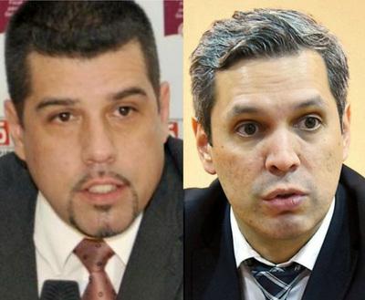 Viceministros llegan a CDE para un encuentro con empresarios