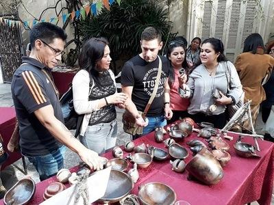 Feria de Arte y Negocios Culturales con interesantes propuestas