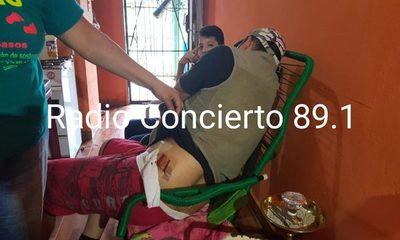 Hieren a hombre durante asalto en Ciudad del Este