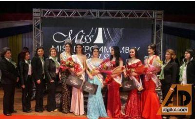 La Expo Amambay 2018 eligió a su nueva Miss