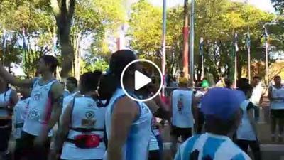 Villarrica corre se realizó el sábado