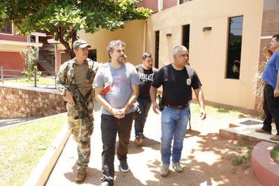 """Fiscal confirma que grupo narco pretendía rescatar a Marcelo """"Piloto"""""""