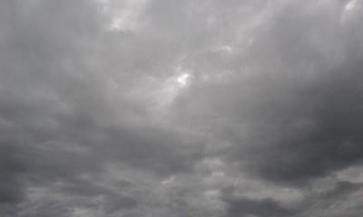 Posibilidad de lluvias persistirán durante fin de semana