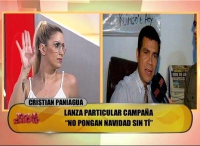 Paniagua discutió a los gritos con Carmiña Masi