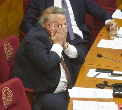 Ratifican prisión para González Daher y su hijo