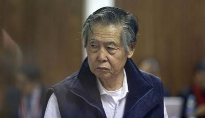 Corte rechaza suspender el reingreso en prisión de Fujimori