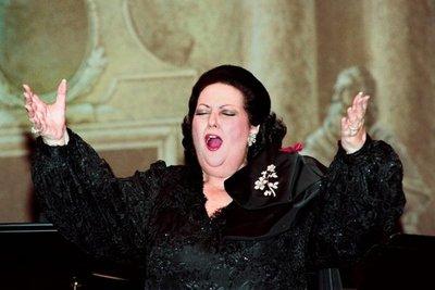 Muere la soprano Montserrat Caballé