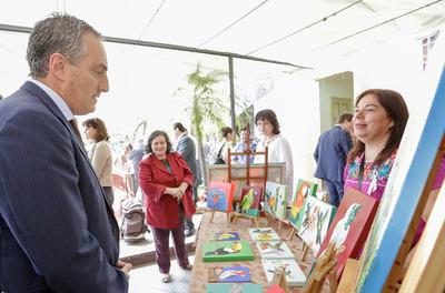 Realizan la segunda Feria de Arte y Negocios Culturales