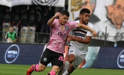 HOY / Olimpia salva un punto, pero Cerro se hace con la punta