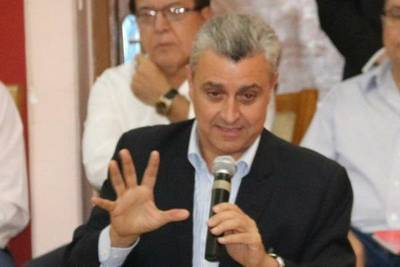 Villamayor ratifica necesidad de paz partidaria y pide confianza
