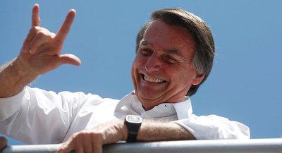 Habrá segunda vuelta en Brasil, con Bolsonaro como claro favorito