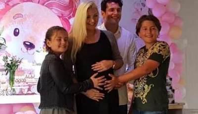 Así Sorprendieron A Martynka Con Un Tierno Baby Shower