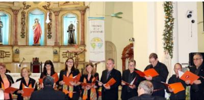 Festival Nacional de Coros se realizó en Villarrica – Prensa 5