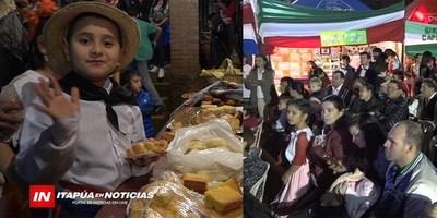 """SE DESARROLLÓ EN ENCARNACIÓN EL VIII FESTIVAL """"CONOCIENDO LOS DISTRITOS DE ITAPÚA"""""""