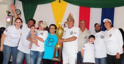 La Barra Pesquera Pilarense, campeón