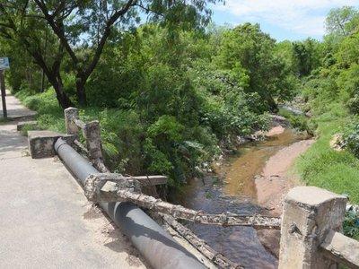 Por primera vez revisarán el estado de antiguos puentes en Asunción